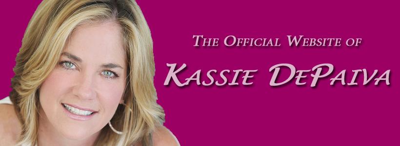 The Official Website Of Kassie Depaiva